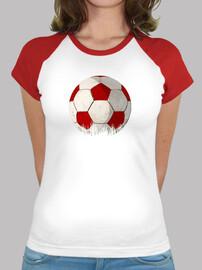 palla rosso e bianco da glez