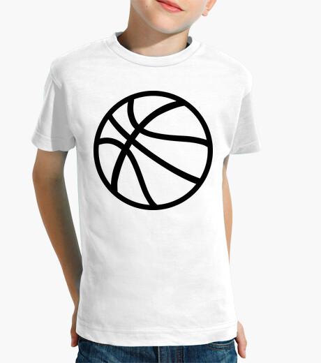 Abbigliamento bambino pallacanestro