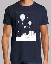 palloncini e la città