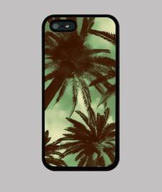 palmera - iphone oscuro 5
