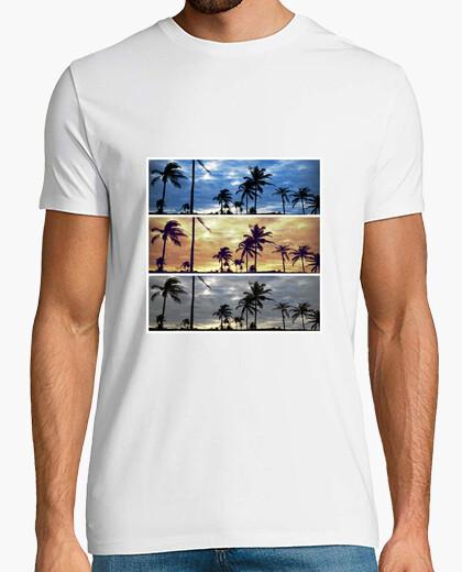 Camiseta Palmeras