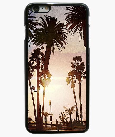 Funda iPhone 6 Plus / 6S Plus Palmeras 03