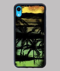 palmiers de plage