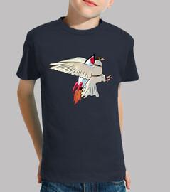 Paloma de regimiento aéreo