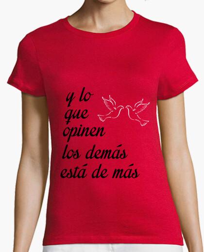 Camiseta PALOMAS AL VUELO