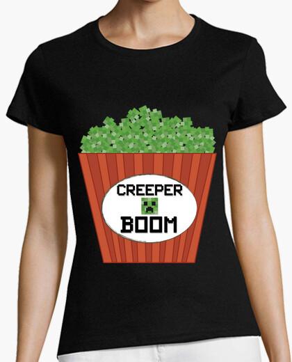 Camiseta Palomitas de Creeper