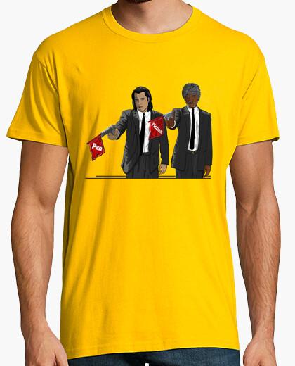 Pam fiction t-shirt