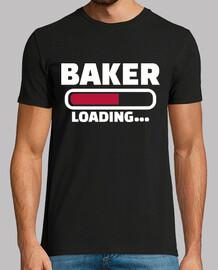 panadero cargando