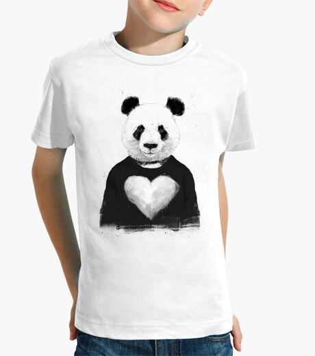 Abbigliamento bambino panda