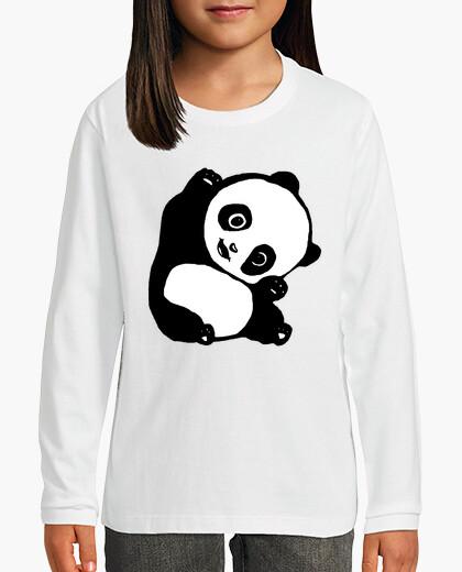 Ropa infantil panda