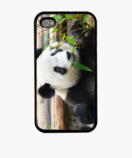 Cover iPhone panda