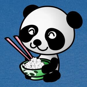 Camisetas Panda