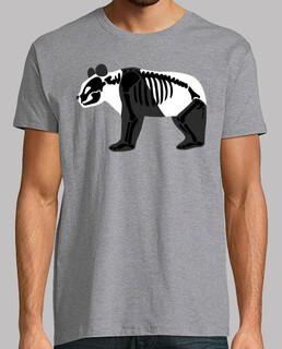 panda-skelett