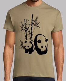 Panda - Camiseta