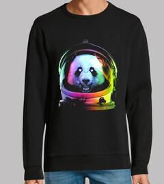 panda astronauta