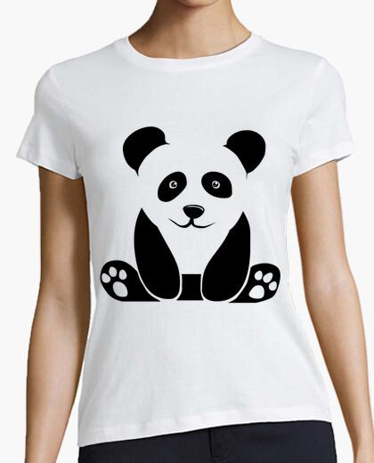 Panda bear -baby- t-shirt