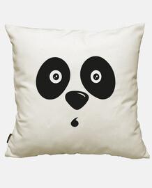 panda bear faccia