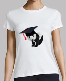 panda bear mortarboard college