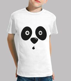 panda bear viso