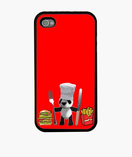 coque iphone x burger