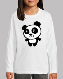 panda carino