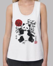 panda chanceux