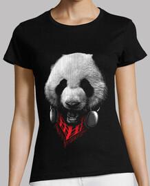 panda con estilo