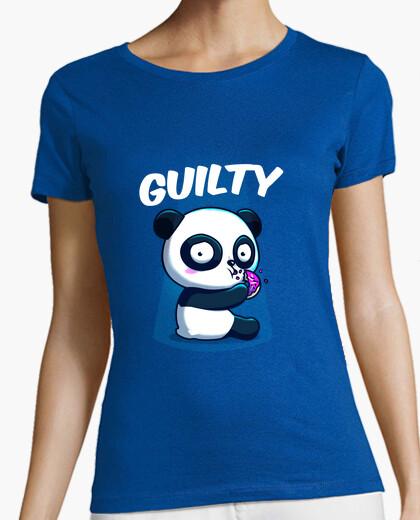 Camiseta Panda culpable