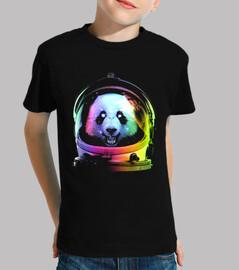 panda de astronauta