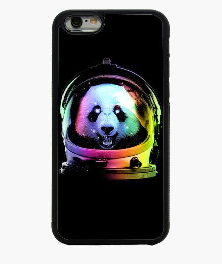 Funda iPhone 6 / 6S panda de astronauta