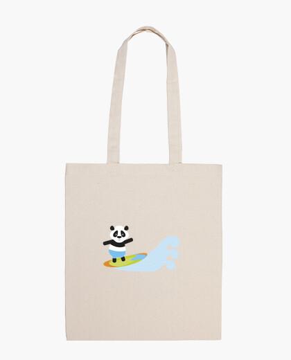 Bolsa panda de surf