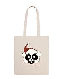 Panda di Natale