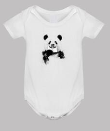 panda drôle