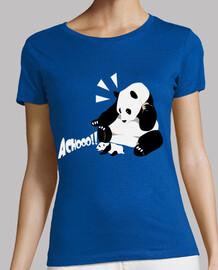 panda éternuer