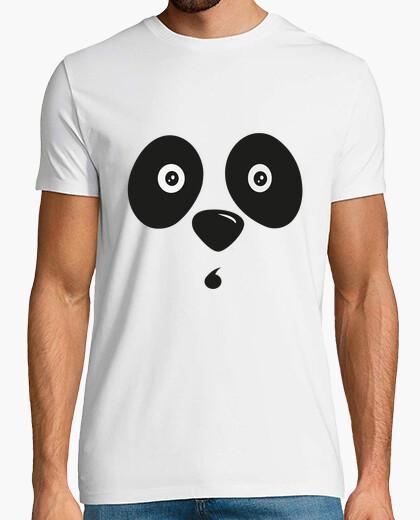 Tee-shirt Panda face