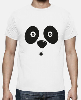 panda face ours