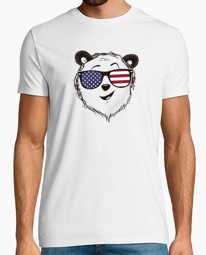 Camiseta Panda Funny Bear