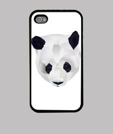 panda géométrique!