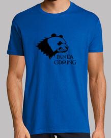 Panda is Coming