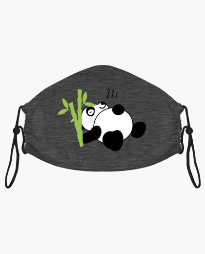 Panda is sleepy - mask