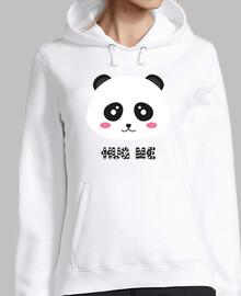 panda mignon me serre dans ses bras