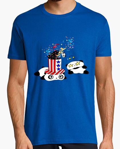 Camiseta Panda Party
