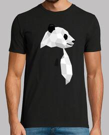 Panda perfil cristal