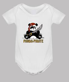 Panda Pirate, Tête de mort