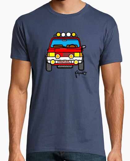 T-shirt panda rally