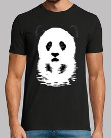 Panda reflejo