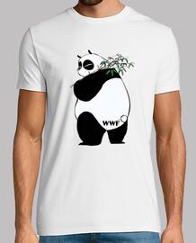 Panda Saotome WWF (Ranma parodia)