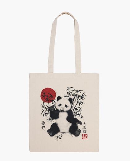 Bolsa Panda Suerte