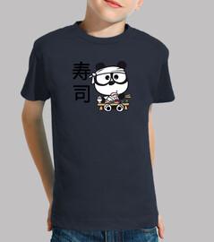 panda sushi by vivar