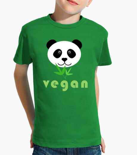 Abbigliamento bambino panda vegan 2